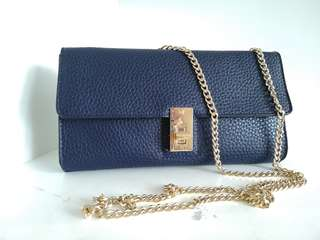 Carpisa Cerulean Blue 2-way Bag