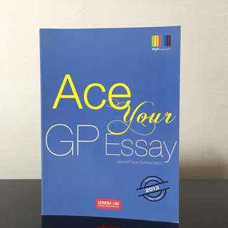 A LEVEL H1 GENERAL PAPER - Ace Your GP Essay