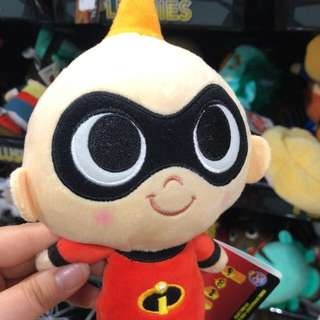 The incredibles jack jack plush toy