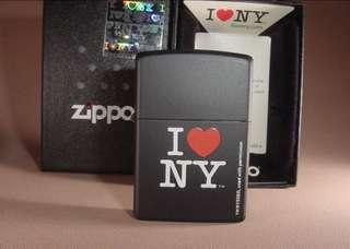 美國 Zippo 打火機 24798  I Love  N Y
