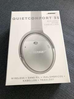 Bose QC35 Noise cancelling headphones