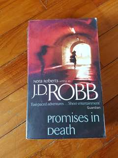 Book - JD Robb - Promises in Death - J.D Robb