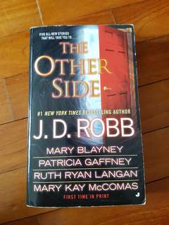 Book - JD Robb - The Other Side - J.D Robb