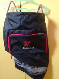 String bag fitness firts