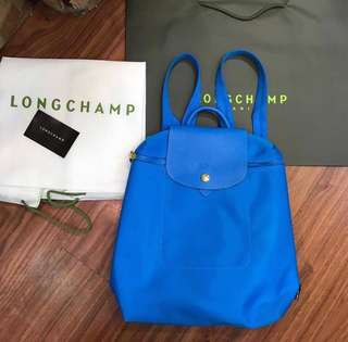 Authentic longchamp Neo Backpack