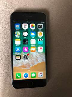 IPhone 6s 64gb 太空灰