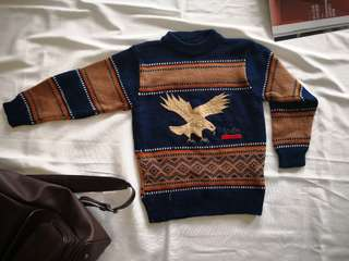 Kid's Winter knit Sweater