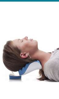 Chiropractic neck pillow