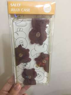 Brown iphone6 plus case