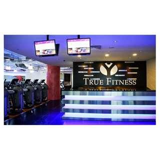 True Fitness membership (Suntec City)