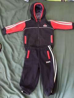 Lionsdale Jacket & Pants