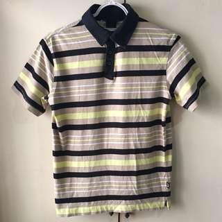 Shaun White Boys' Stripes Polo Shirt (9-10 years old)