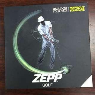 原裝正品Zepp Golf 高爾夫球揮桿分析儀