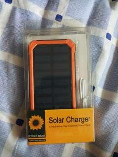 Solar powerbank 20000mah with box