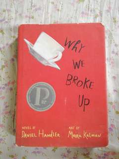 Why we broke up Hardbound