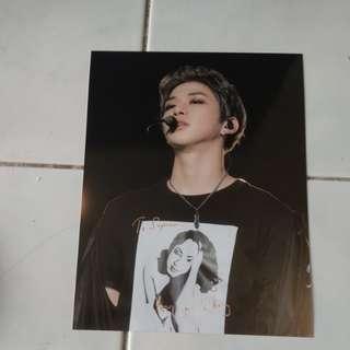 Wanna One Daniel mini poster