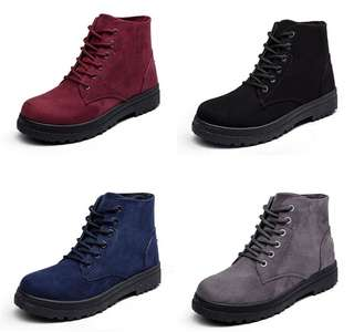 Martin Boots Women Winter Boots