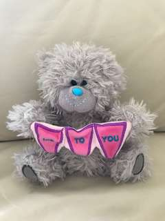 Brand New Me To You Bear Soft Toy Kids