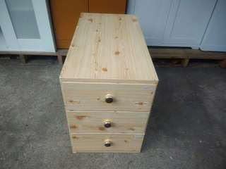 3 Drawers Cabinet (P1700)