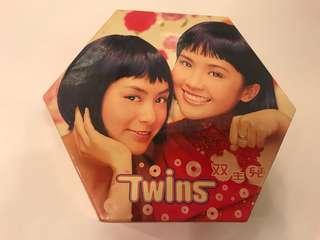 Twins CD 雙生兒 盒裝