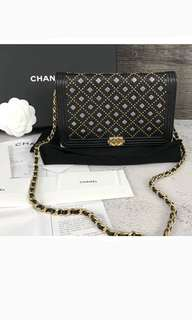 Chanel 限量版woc wallet on chain