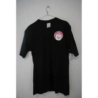 Ripndip Stop Being A Pussy Black T-Shirt