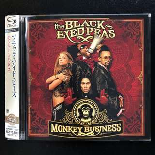 The Black Eyed Peas [Made in Japan] SHMCD