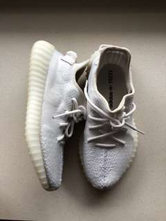 Yeezy Boost 350 Cream White