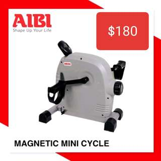 AIBI GYM Magnetic Mini Cycle