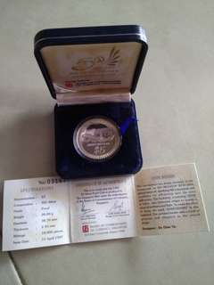 Singapore airline 50th anniversary(proof)