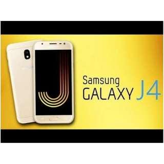 Samsung J4 Ready Cash / Kredit