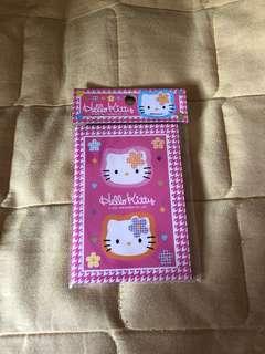 Hello Kitty Memo Pad 小筆記本 notebook 日版 絕版 日本限定 Sanrio (屯門市廣場自取 / 順豐到付)