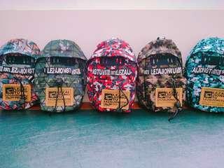 韓版流行背包