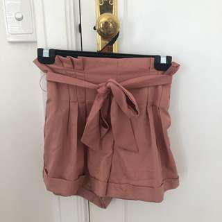 Temt High Waisted Shorts Size 10