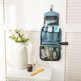 Hanging Travel toiletry toiletries Cosmetic Makeup Bag Portable Storage Bag