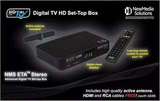 Digital TV HD Set-Top Box