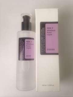 [Authentic] CosRX AHA 7 Whitehead Power Liquid 100ml