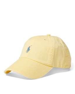 🆕Ralph Lauren Polo Logo 老帽🧢夏天必備單品🏝