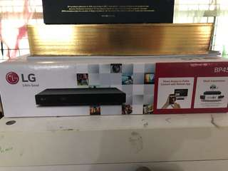 LG Blu-ray Player BP450