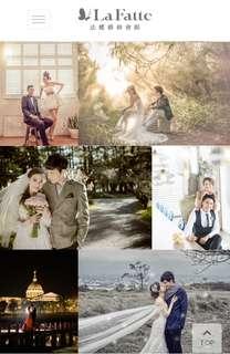 Pre-Wedding Photo Shoot in Taiwan La Fatte