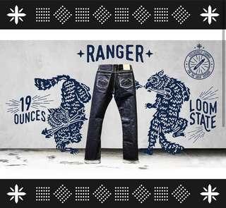 Denim Sage The Ranger