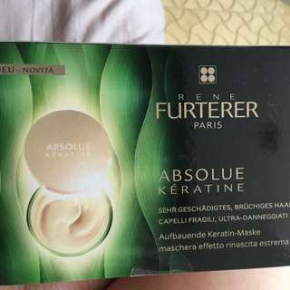 Furterer absolue Keratine Renewal Hair Mask 200ml