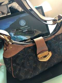 LV handbag luxury
