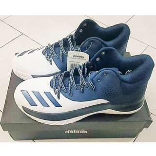 Adidas Mens Basketball shoes (mid cut)