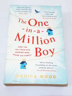 BOOK SALE! The One-in-a-Million Boy