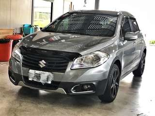 【阿彥嚴選認證車-Yencar】2014 SX4-C 頂級款、中古車、二手車、全額貸、車換車