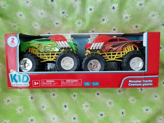 Kid Connection Monster Trucks
