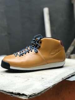 Sepatu nike leather moc classic