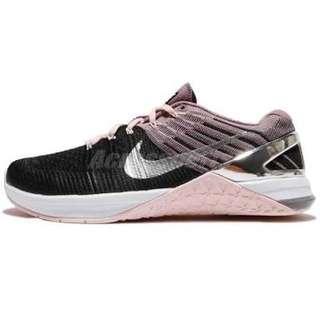 Nike Flyknit DSX black chrome