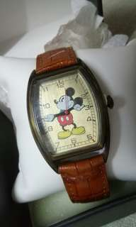 Disney Mickey vintage watch ~ 迪士尼米奇手錶